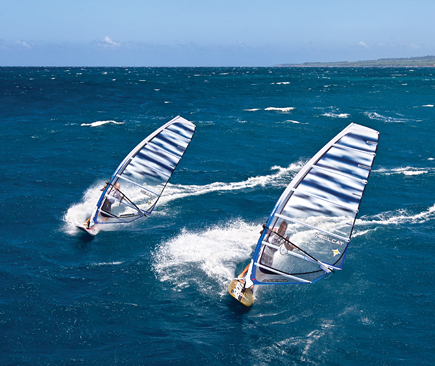 Windsurf Action